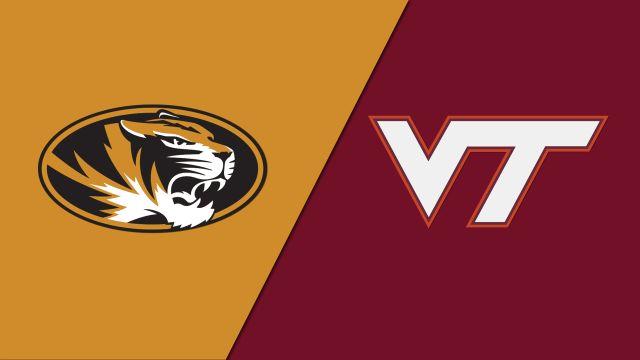 Missouri vs. Virginia Tech (Wrestling)