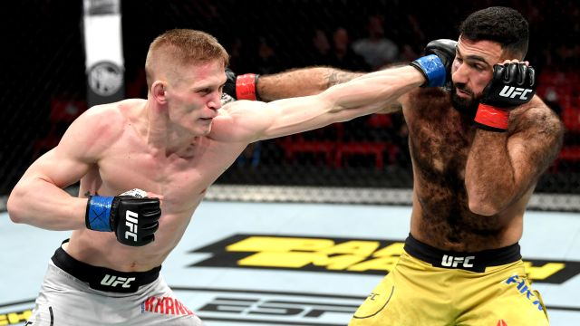 UFC Fight Night: Gustafsson vs. Smith presented by Modelo (Prelims)