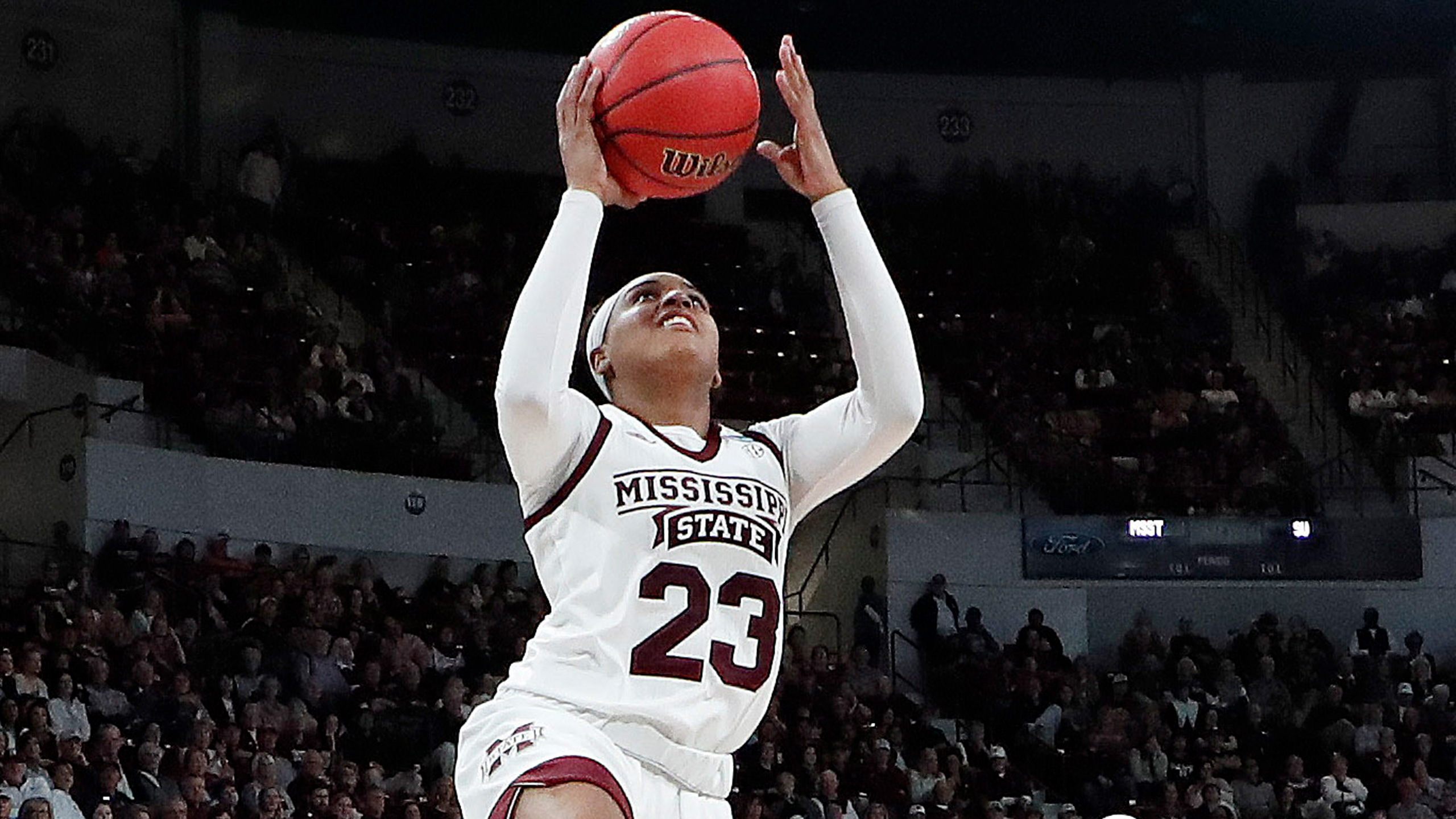 #9 Clemson vs. #1 Mississippi State (Second Round) (NCAA Women's Basketball Championship)