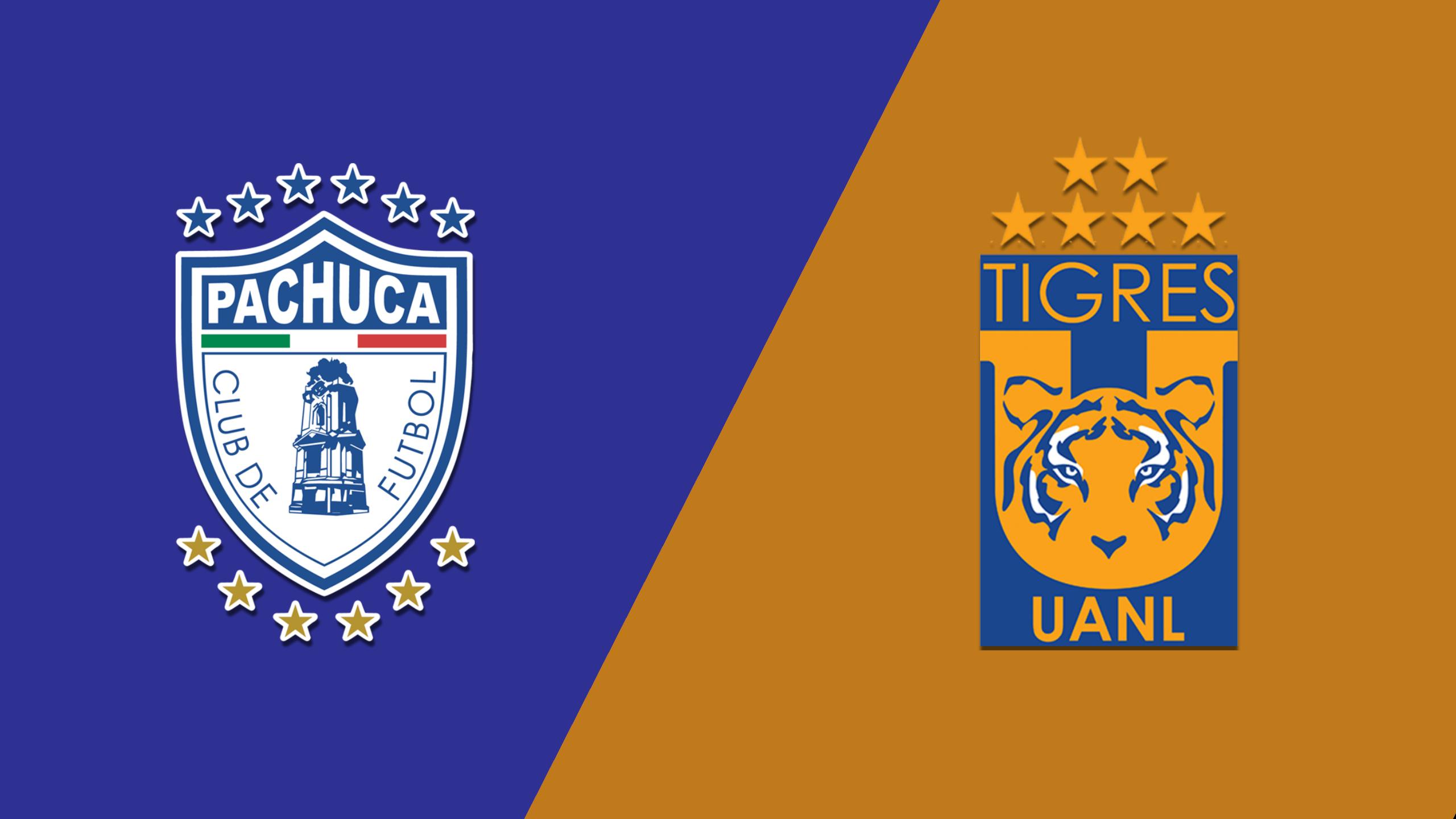 Tuzos del Pachuca vs. Tigres UANL (Jornada 9)