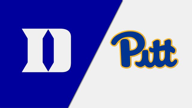 Duke vs. Pittsburgh (M Soccer)