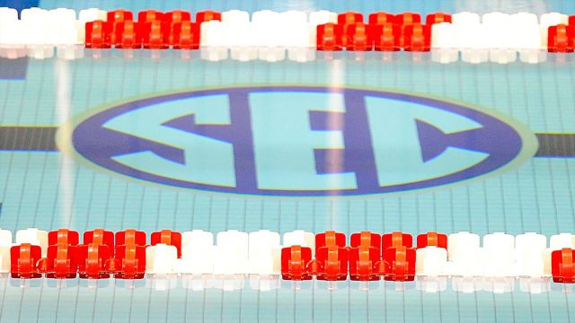 SEC Swimming & Diving Championships (Swimming)