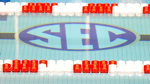 SEC Swimming & Diving Championships (Swimming)