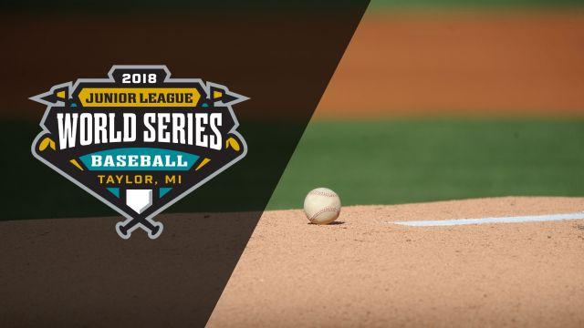 Lufkin, Texas vs. Chinese Taipei (Championship) (Junior League Baseball)