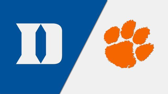 Duke vs. Clemson (re-air)