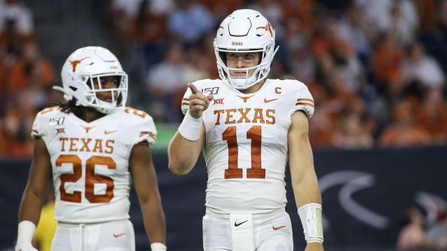 Oklahoma State vs. #12 Texas (Football)