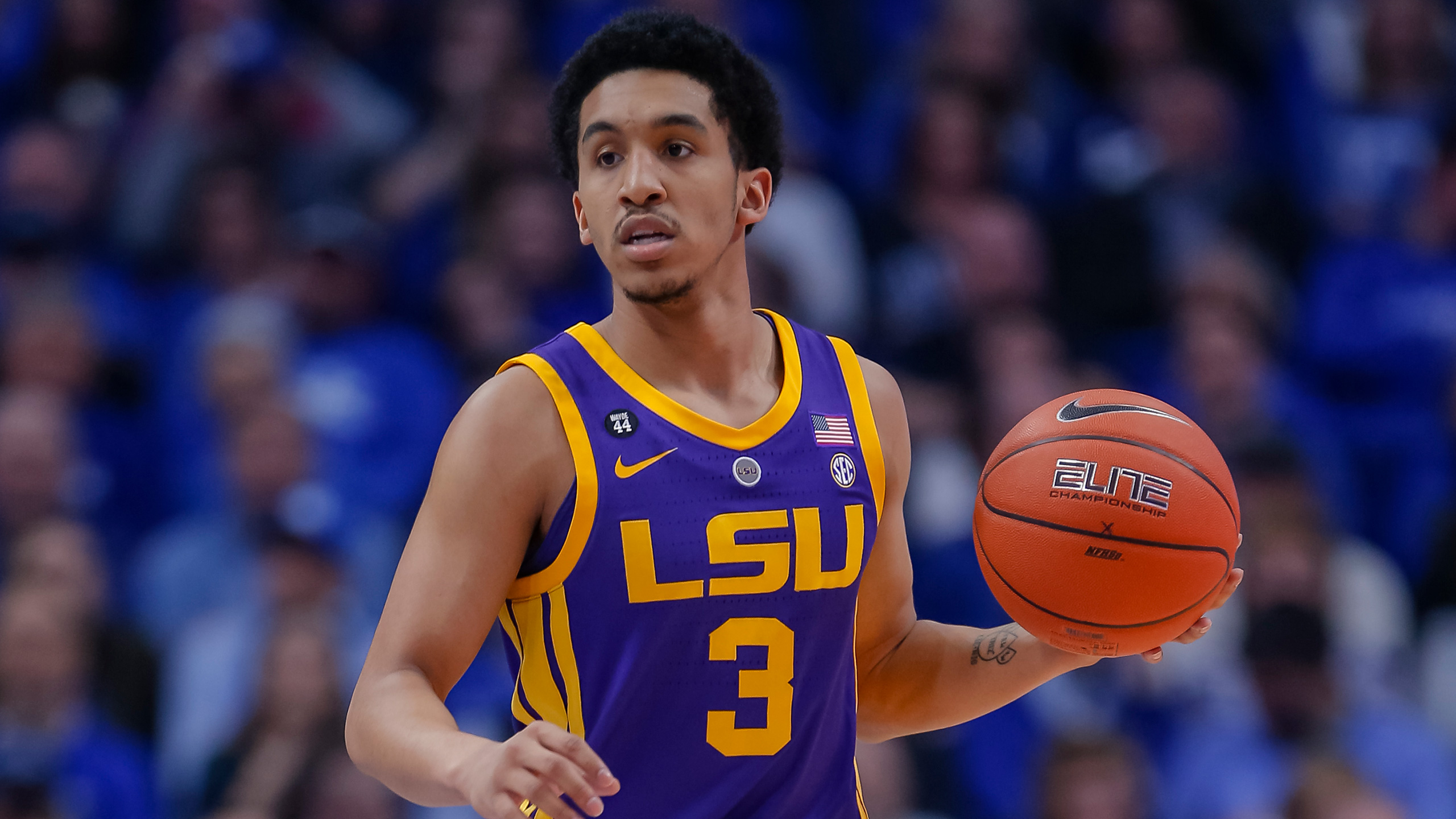 Florida vs. #13 LSU (M Basketball)