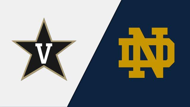 Vanderbilt vs. #8 Notre Dame (W Lacrosse)