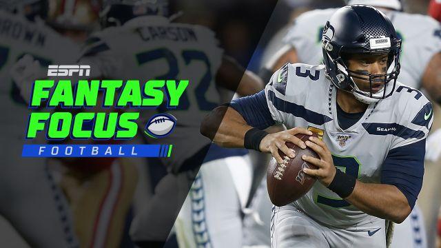 Fantasy Focus Live! Monday Night Football recap
