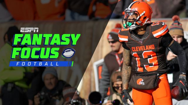 Fantasy Focus Live! Week 12 Sunday recap