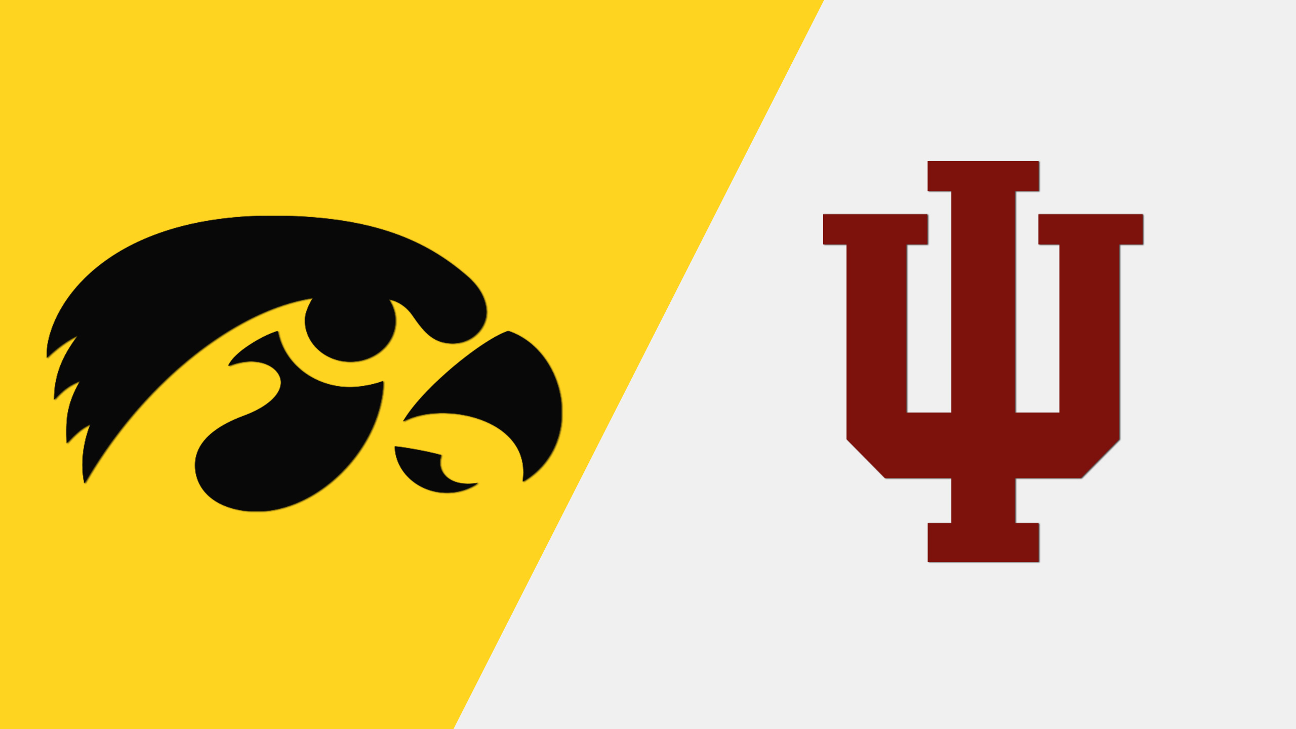 Iowa vs. Indiana (Football) (re-air)