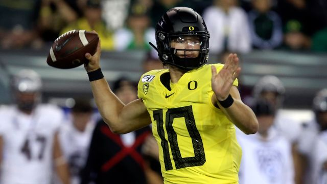 #16 Oregon vs. Stanford (Football)