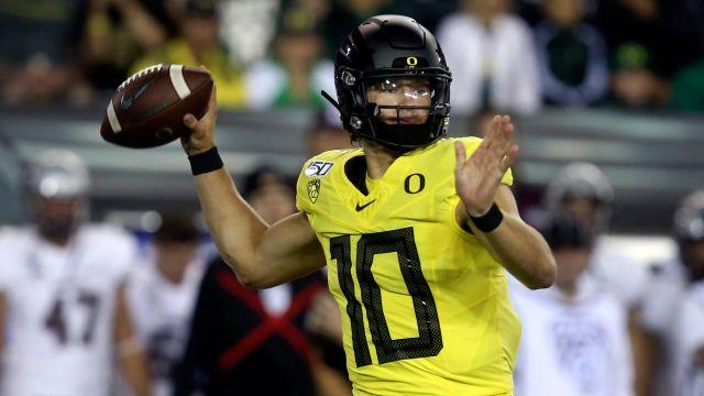 #16 Oregon vs. Stanford (Football)