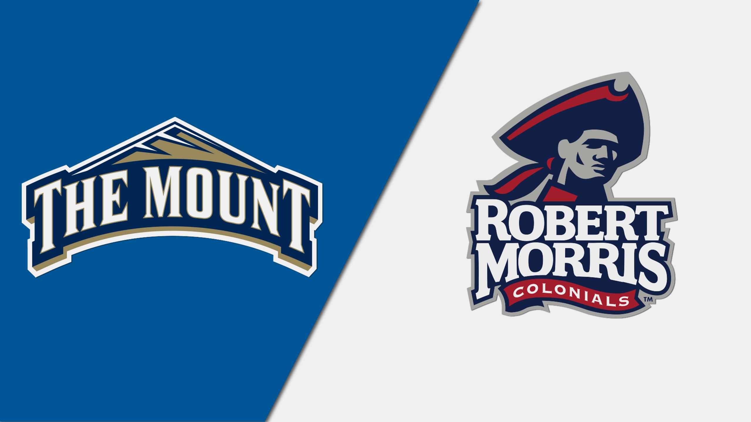 Mount St. Mary's vs. Robert Morris (Semifinal #2) (NEC Women's Basketball Tournament)