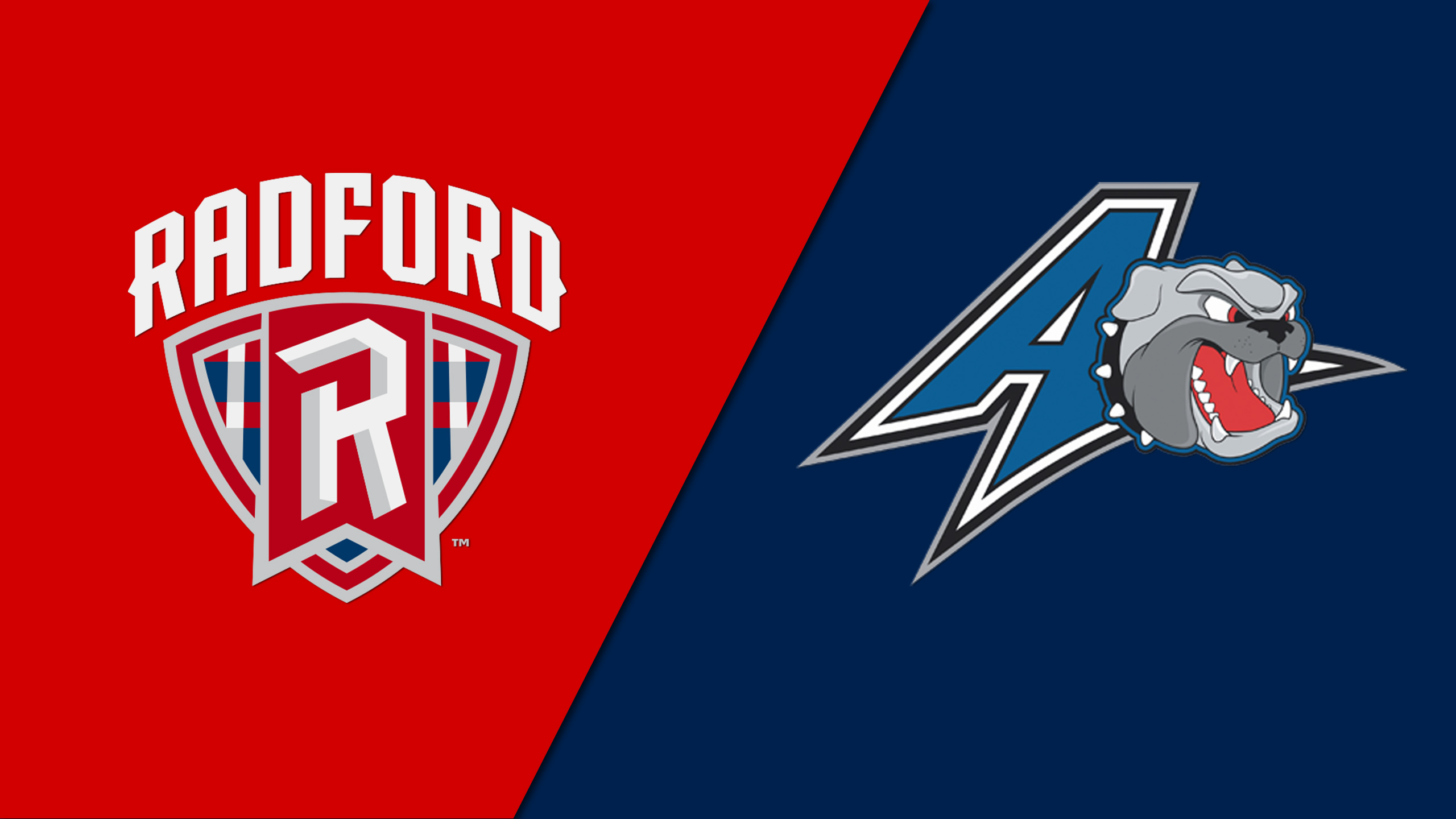 Radford vs. UNC Asheville (W Basketball)