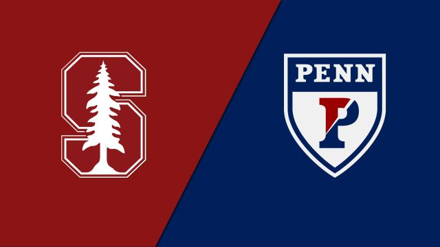 Stanford vs. Pennsylvania (Court 2) (Women's College Squash)