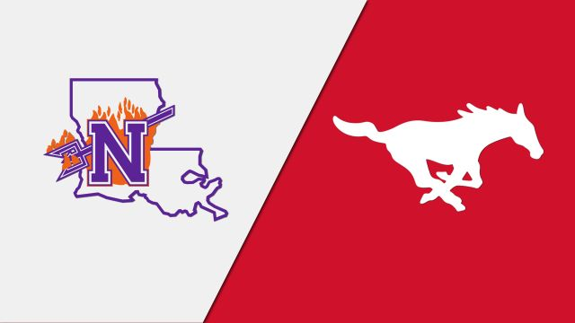 Northwestern State vs. SMU (M Basketball)