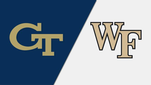 Georgia Tech vs. Wake Forest (M Basketball)