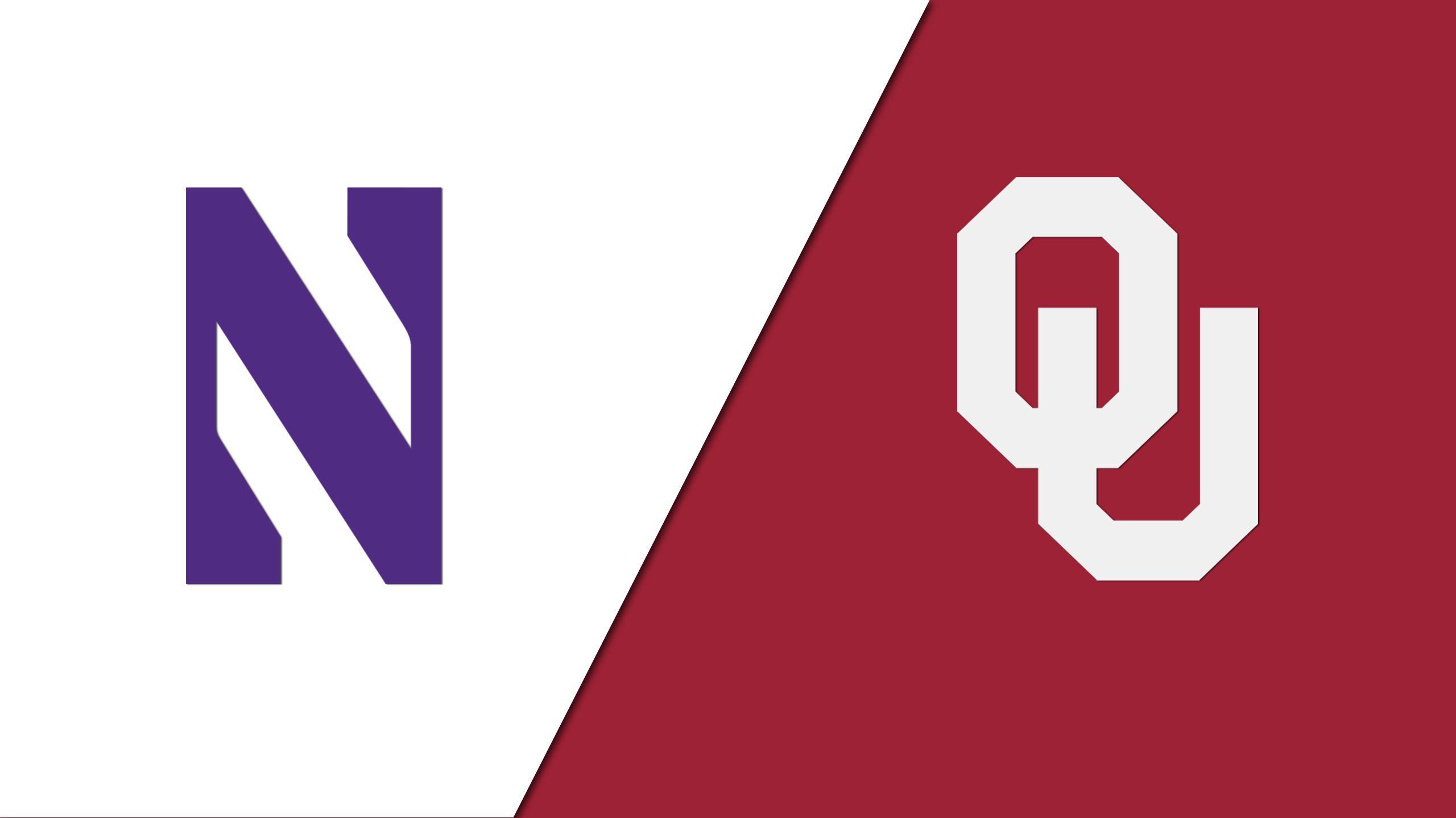Northwestern vs. Oklahoma (Site 3 / Game 1)