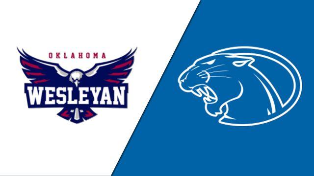 Oklahoma Wesleyan vs. York College (M Basketball)
