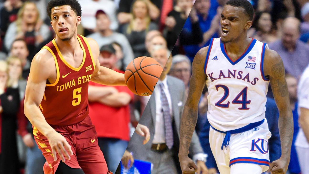 Above the Rim - #24 Iowa State vs. #9 Kansas (M Basketball)