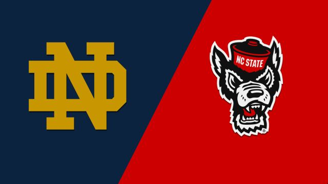 Notre Dame vs. NC State (W Soccer)