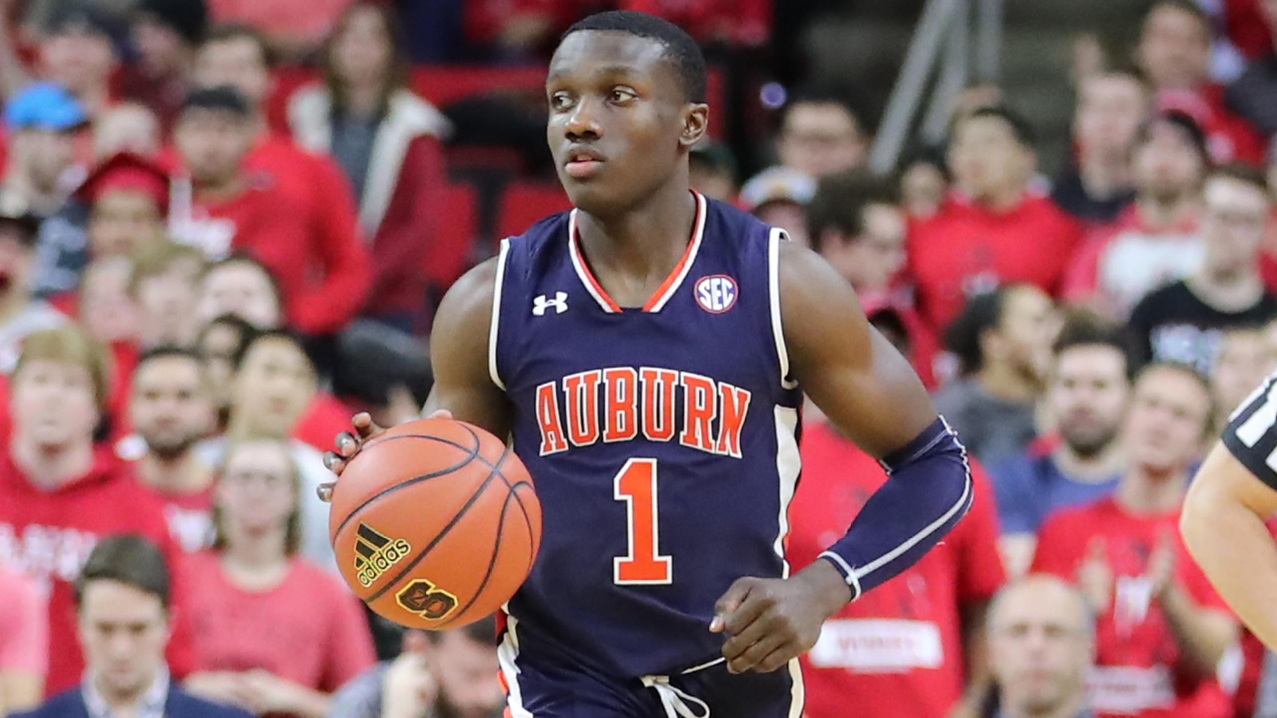 #16 Auburn vs. South Carolina (M Basketball) (re-air)