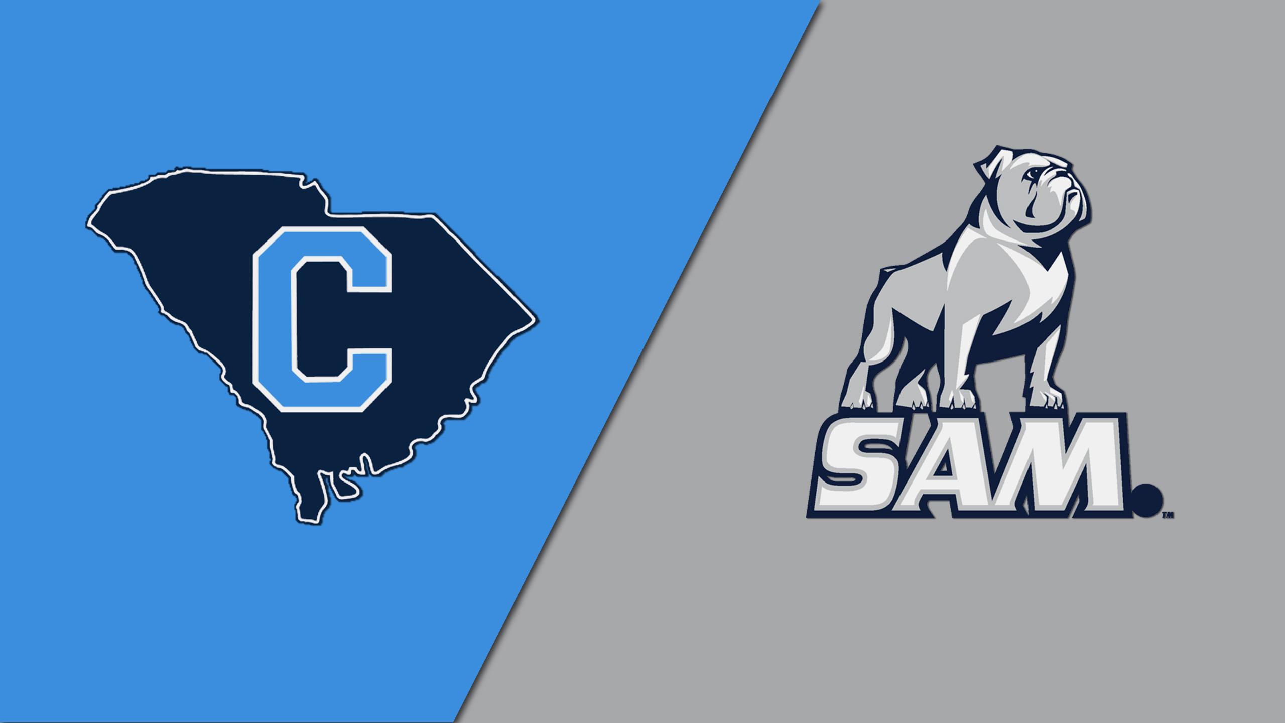 The Citadel vs. Samford (Baseball)