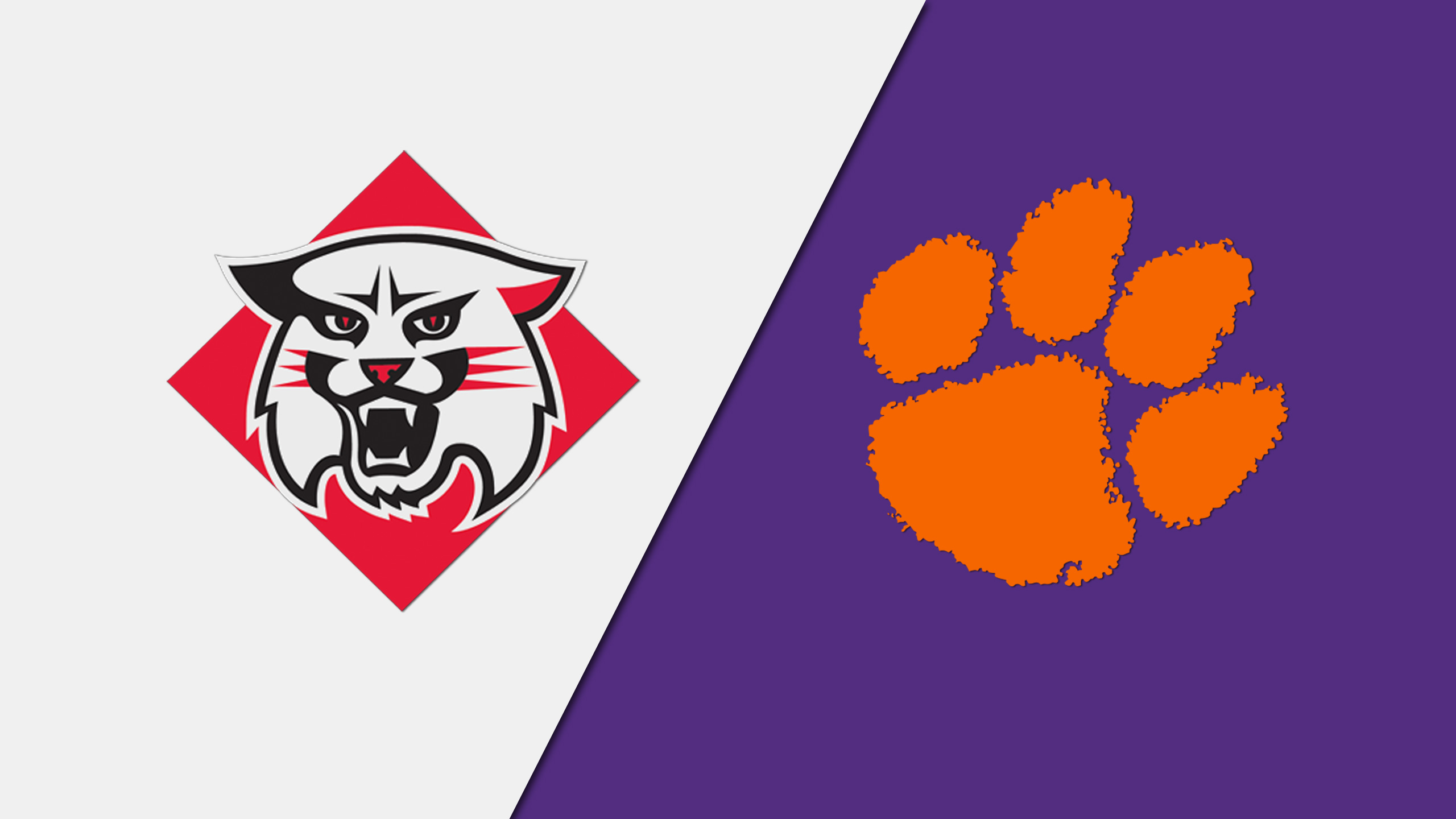 Davidson vs. Clemson (W Basketball)