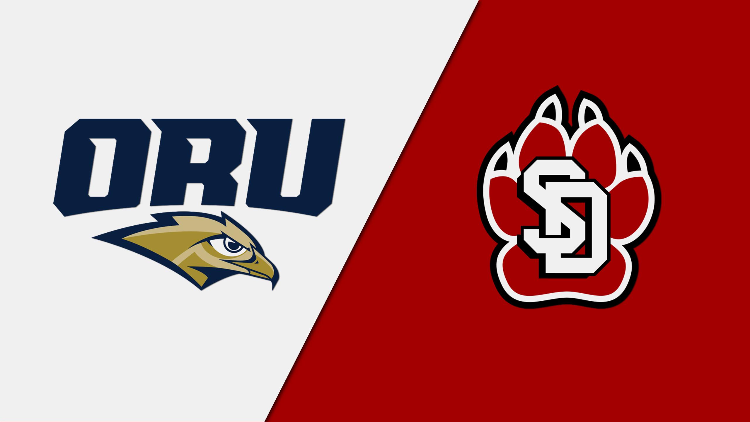 Oral Roberts vs. South Dakota (M Basketball)