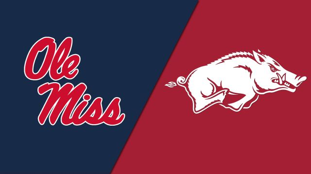 #22 Ole Miss vs. #8 Arkansas (Baseball)