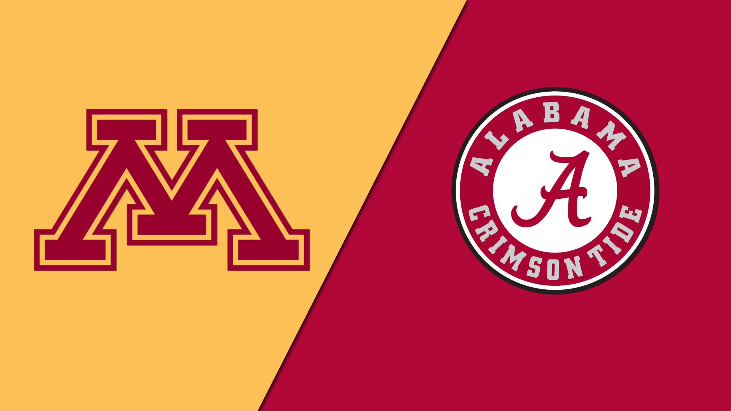 Minnesota vs. #6 Alabama (Softball)