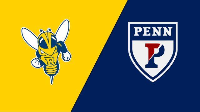 Rochester vs. Pennsylvania (Court 5) (Men's College Squash)