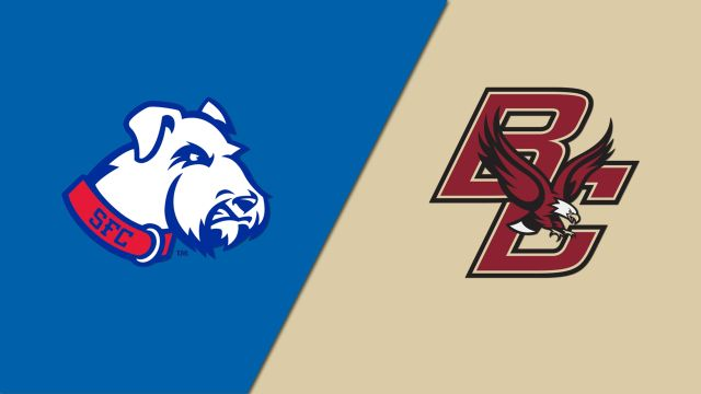 St. Francis (BKN) vs. Boston College (W Basketball)