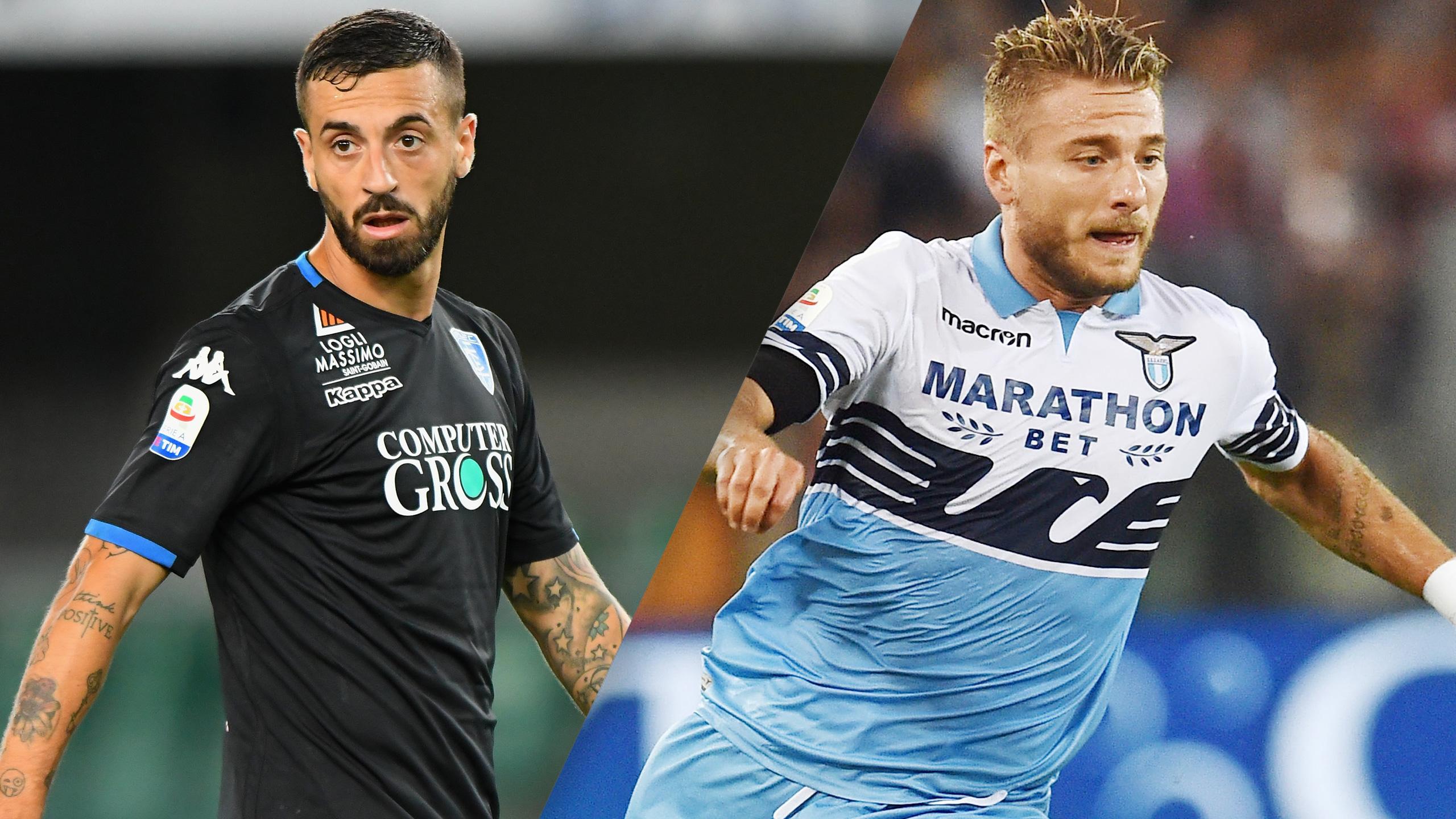 Empoli vs. Lazio (Serie A)
