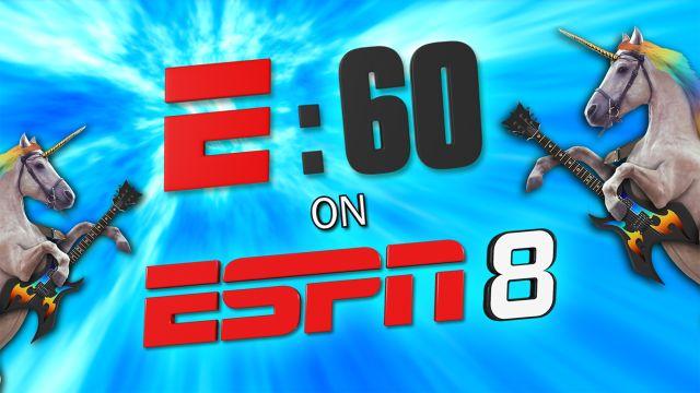 E:60 as part of The Ocho