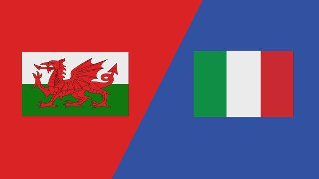 Wales vs. Italy