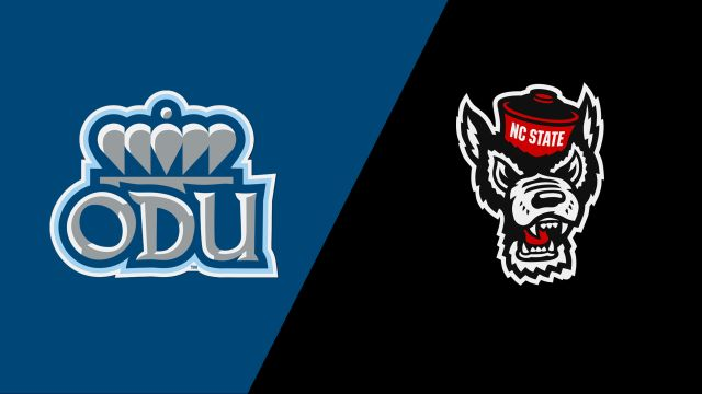 Old Dominion vs. NC State (Wrestling)