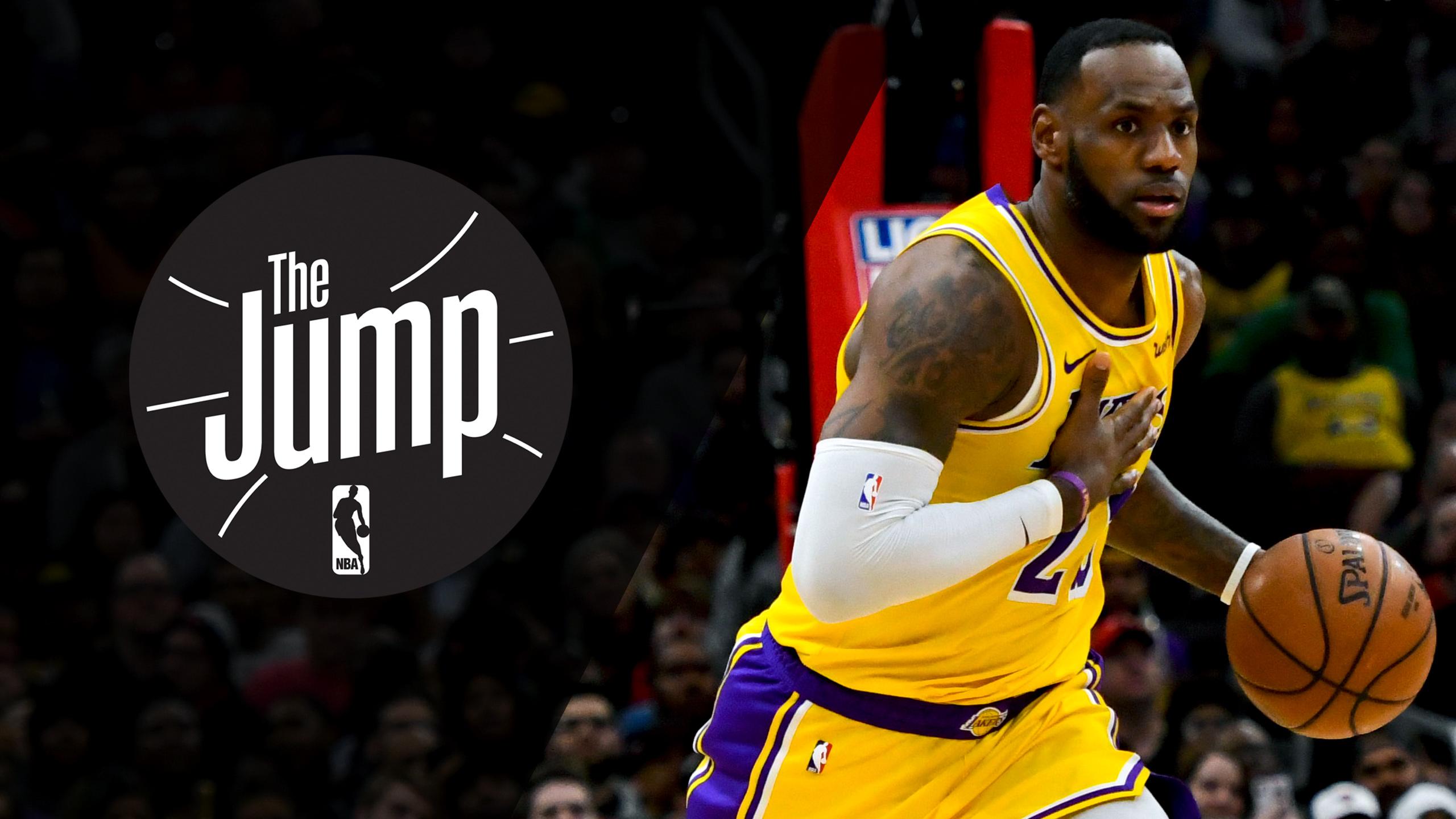 Wed, 3/13 - NBA: The Jump