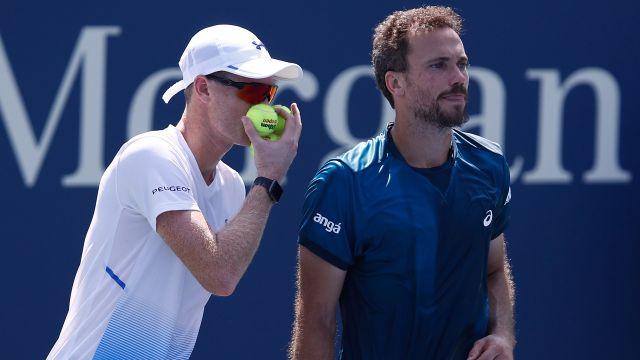 (4) Murray/Soares vs. (6) Klaasen/Venus (Doubles Round Robin)