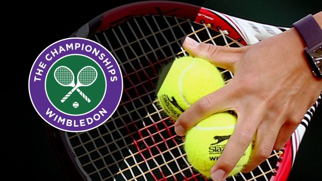 The Championships, Wimbledon 2019 (First Round)