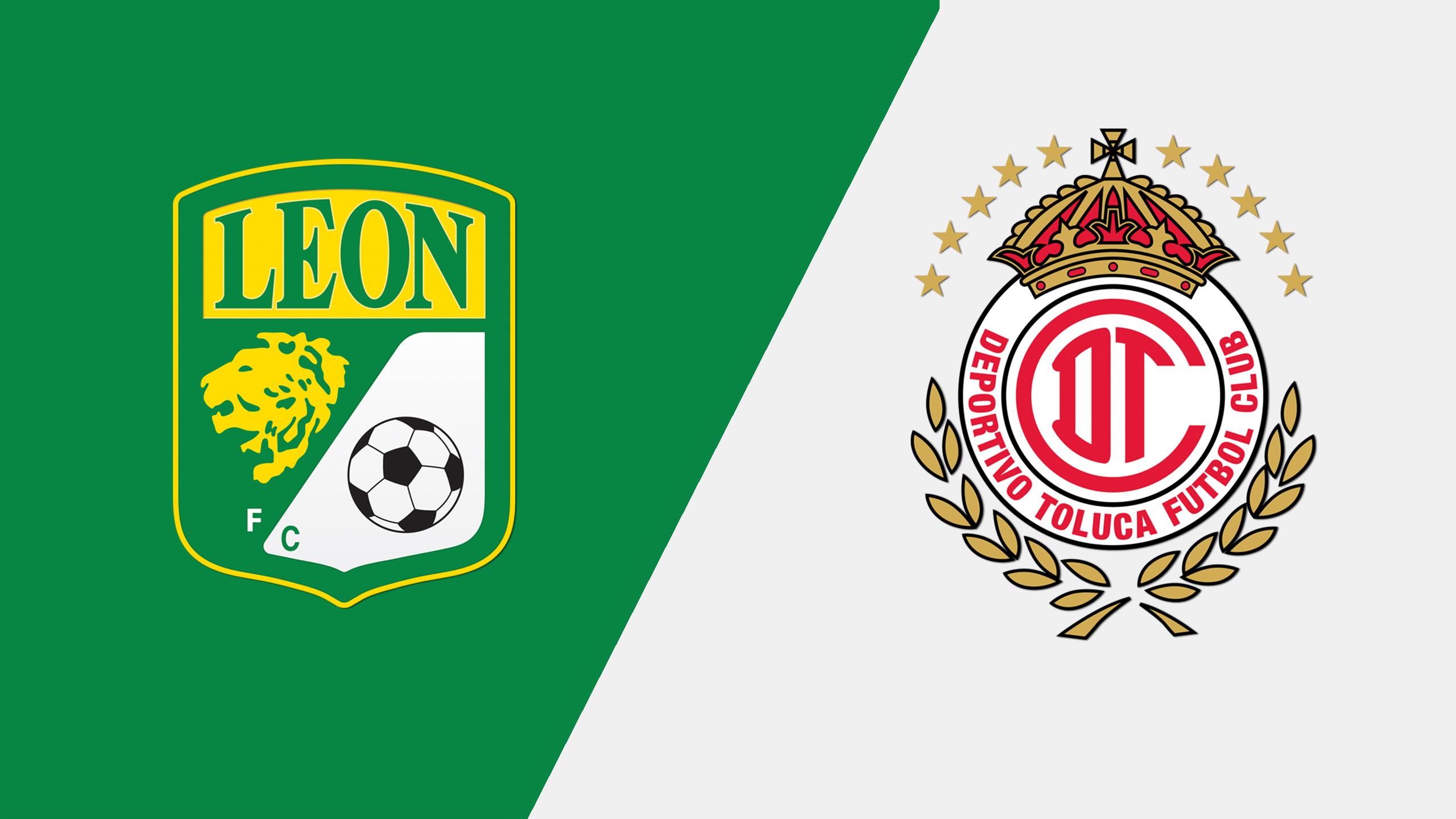 Club León vs. Diablos Rojos del Toluca (Jornada 7)
