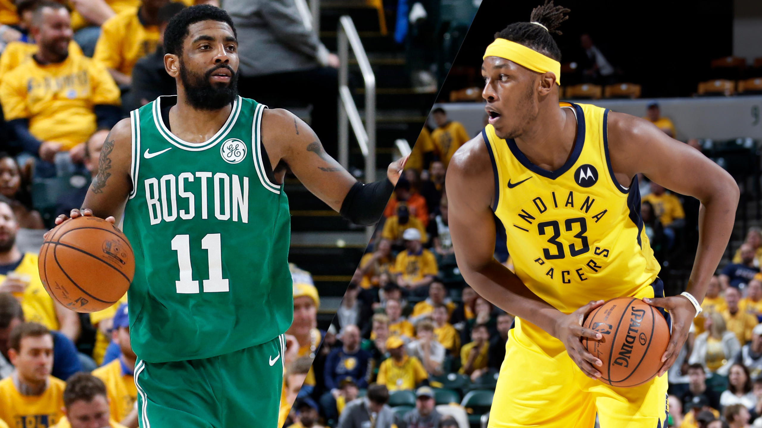 Boston Celtics vs. Indiana Pacers (First Round, Game 4)