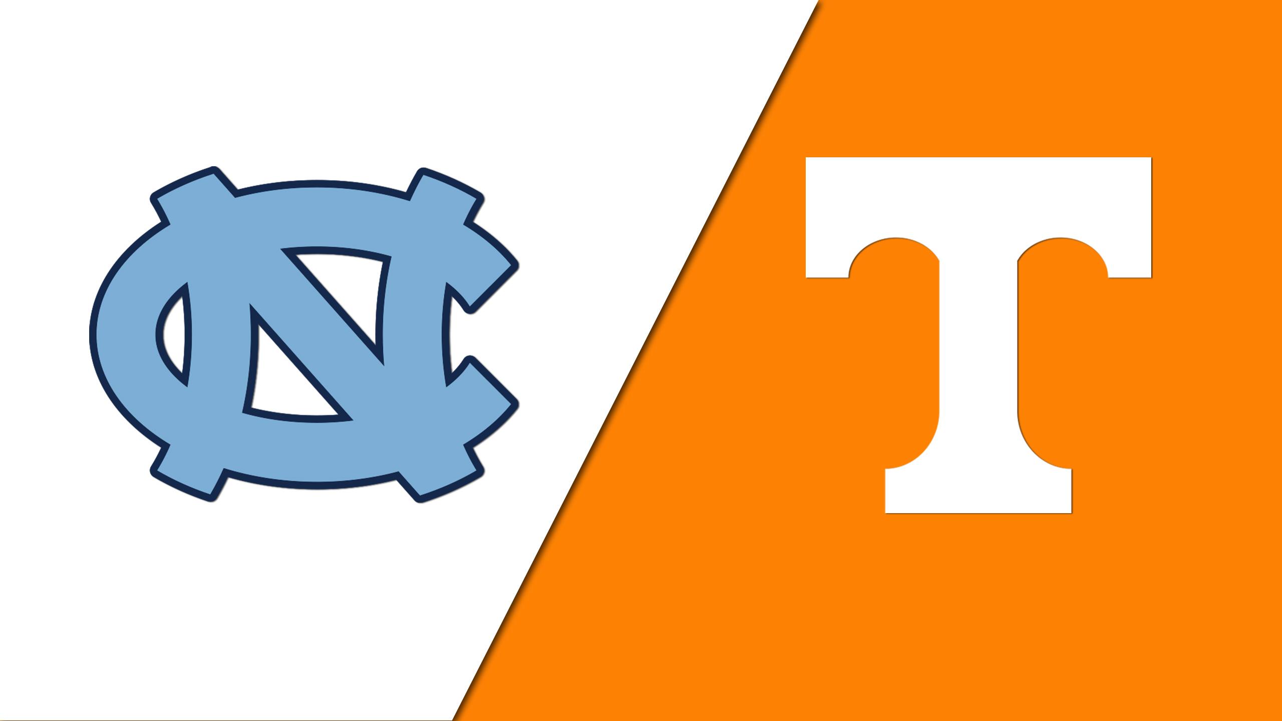 North Carolina vs. Tennessee (Site 14 / Game 7)