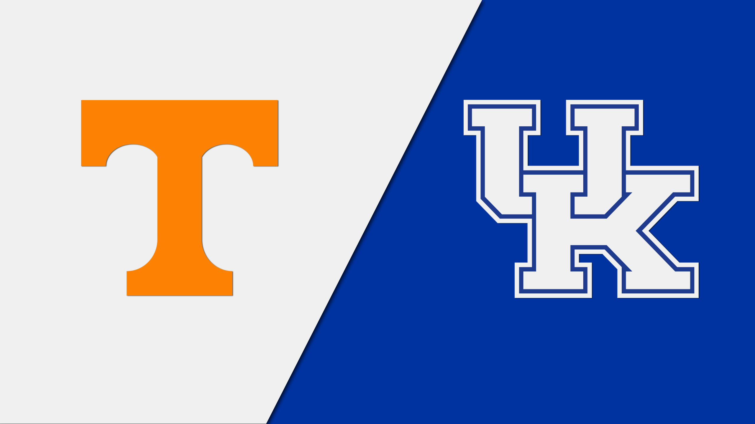 Tennessee vs. #14 Kentucky - 2/18/2016 (re-air)