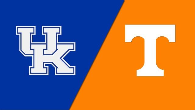 Kentucky vs. Tennessee (M Basketball)