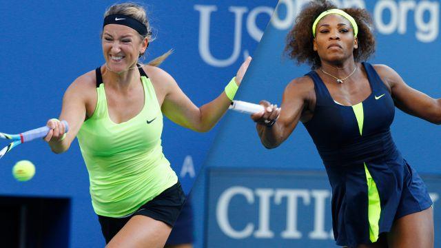 Victoria Azarenka vs. Serena Williams (Women's Final)