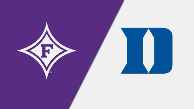 Furman vs. #10 Duke (M Soccer)