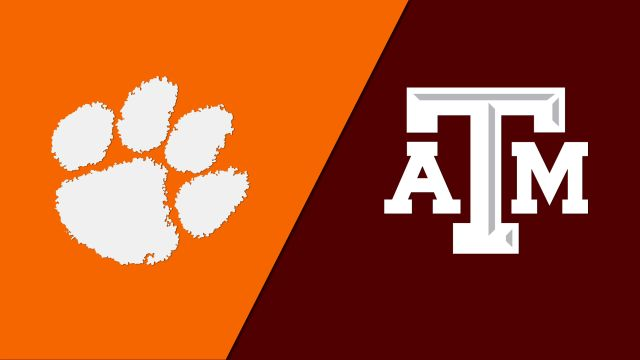 Clemson vs. Texas A&M (re-air)