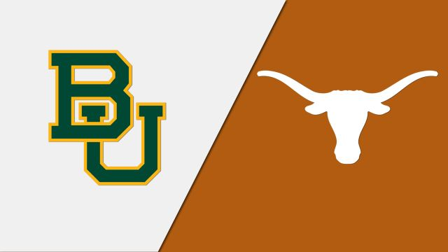 Baylor Bears vs. Texas Longhorns (Football)